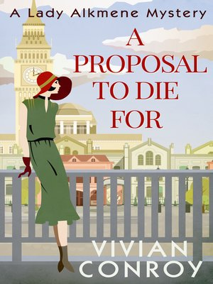 cover image of A Proposal to Die For